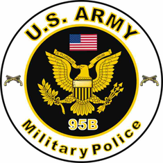 US Army MOS 95B Military Police