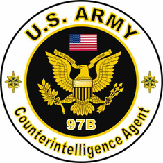 US Army MOS 97B Counterintelligence Agent