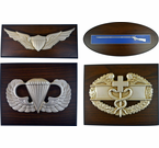 US Army Plaques