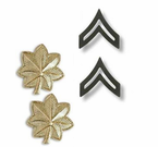 US Army Rank Insignia