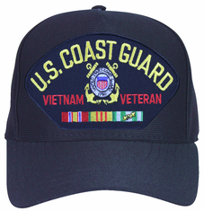 US Coast Guard Vietnam Veteran Cap