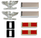 US Marine Corps OFFICER Rank Insignia
