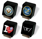 US Navy Drink Coasters