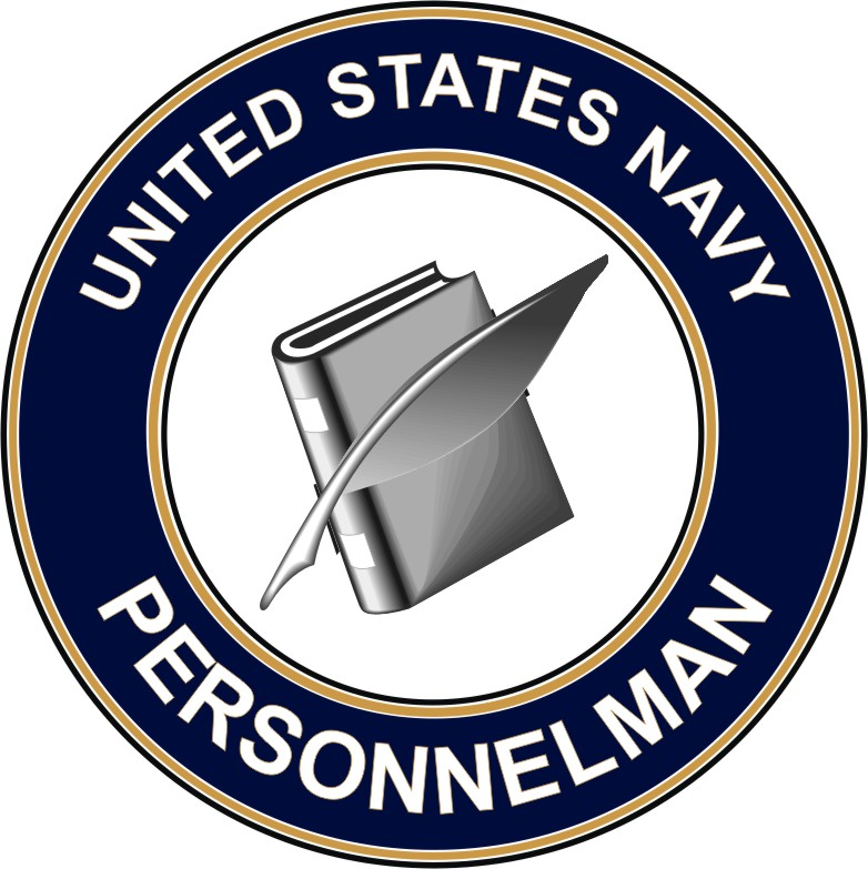 Navy Personnel Specialist PS decal