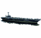 USS George Washington CVN-73 Merchandise