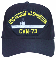 USS George Washington CVN-73 Ships Ball Cap