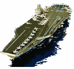 USS Harry S. Truman CVN-75 Merchandise