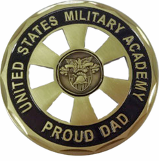 West Point Dad Challenge Coin