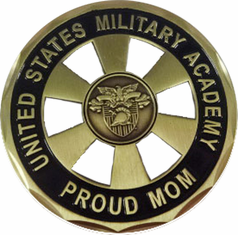 West Point Mom Challenge Coin