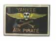 YANKEE AIR PIRATE LAPEL PIN