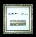 TRADITIONS Collection � ECO-WOOD Picture Frames  � Standard & Non-Standard Picture Frame Sizes
