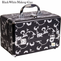 Black & White Makeup Case