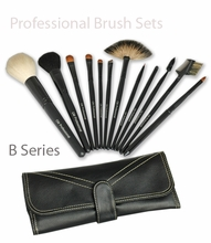 Pro Face Makeup Sable Sable 12 Set
