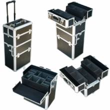 Holiday Special Pro Rolling makeup case