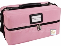 Soft Pink Travel Bag