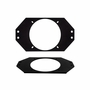 Metra-82-1012 JEEP WRANGLER 97-06 4-IN PLATE - PAIR
