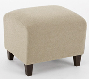 Siena 1 Seat Bench in Standard Fabric or Vinyl