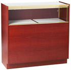 3' Width Front View Merchandise Display Case - Other Sizes Available