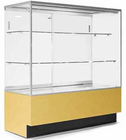 3' Width Full-Vision Merchandise Display Case - Other Sizes Available