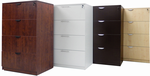 4-Drawer Laminate Lateral Files – In Stock!