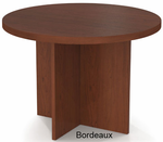 """42"""" Round Conference Tables in 5 Colors!"""
