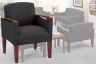 Brewster Heavy-Duty Reception/Waiting Room Series Guest Chair