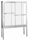 "66""H Challenger Series Display Cases Up to 12' Wide!"