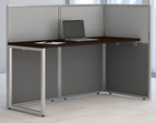 Easy Office Cubicle Series -  Single Open End Cubicle