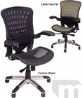 350 Lbs. Capacity ErgoFlex Ergonomic Mesh Office Chair