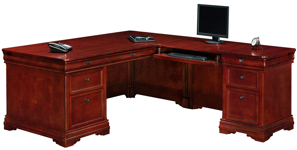 Rue De Lyon Furniture Series 72 Quot Executive Desk