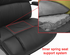 Extra Wide 500 Lbs. Capacity Leather Chair