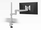 Universal Clamp Mount/Grommet Mount Single Monitor Arm
