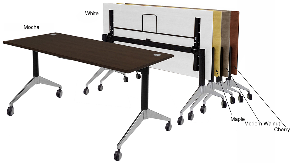 Training Room Table Sizes