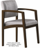 Lenox Guest/Reception Chair Series - Guest Chair