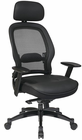 Matrex Executive Chair with Headrest