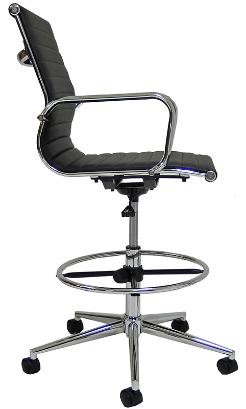 Modern Classic Office Stool W 23 Quot 32 Quot Seat Height