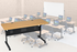 Modular Flip-Top Training Tables - 60
