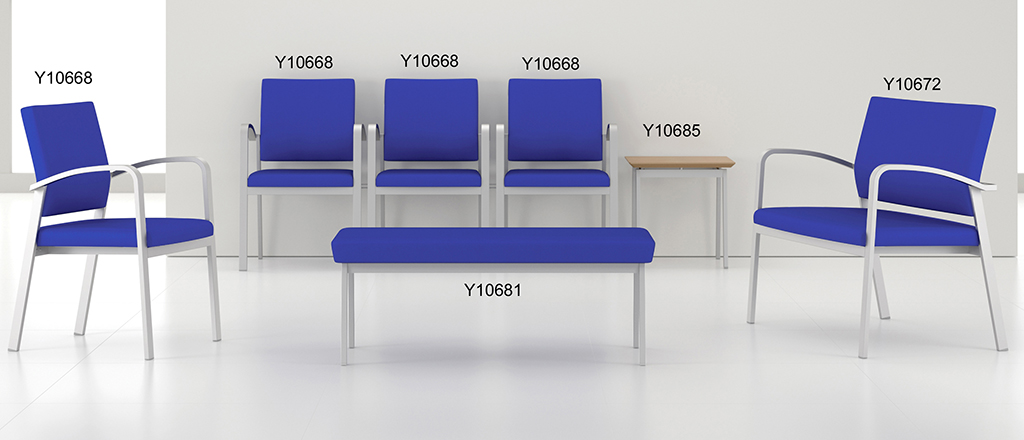 Guest/Reception Seating Series - Guest Chair