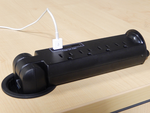 Pop-Up Power Strip w/ USB