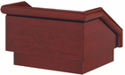 Presidential Solid Wood Tabletop Non-Sound Lectern