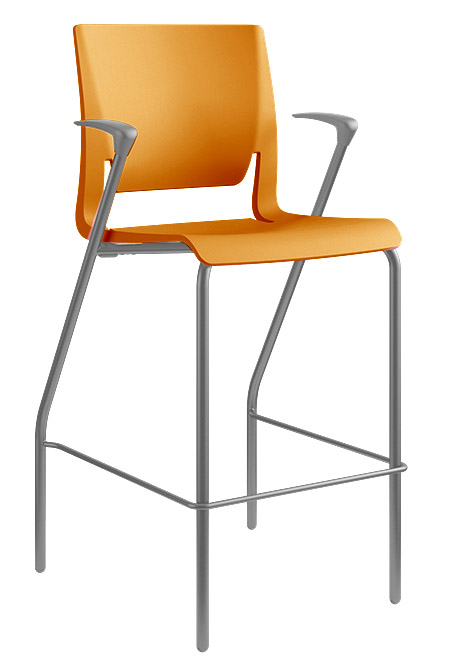 Riso Color 30 Quot H Bar Cafe Stool