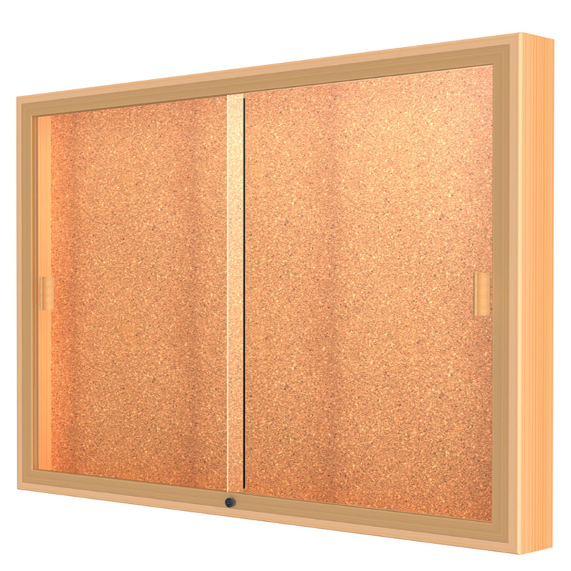 Home Display Cases Sliding Door Wall Displays