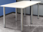 Standing Height Conference Tables - 8' Length- See Other Sizes