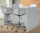 Team Collaborative Standing Height Meeting Table