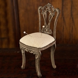 18th Century Style Pincushion Chair