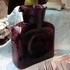 Amethyst Glass Water Pitcher