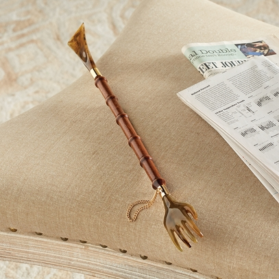 Back Scratcher Shoehorn