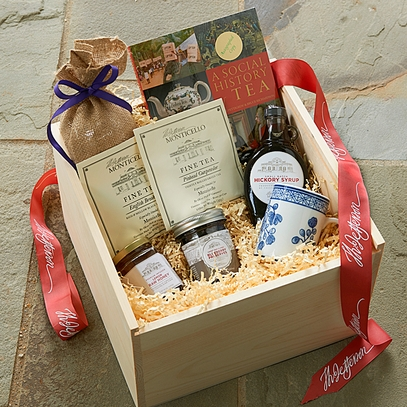 Best of Monticello Breakfast Box