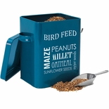 Bird Feed Tin