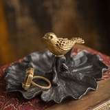 Bird Jewelry Dish